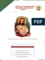 ORACION A LA CONSAGRACION AL CORAZON DE JESUS.pdf