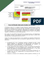 Caso # 2 Analisis de Riesgos - Caso de Estudio