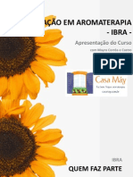 Formação em Aromatologia do IBRA