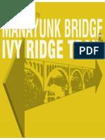Manayunk Bridge Public Presentation