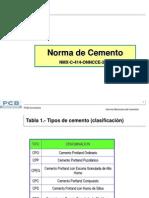 10 NMX C 414 (Norma Del Cemento)
