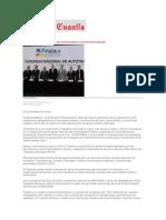 23-10-2013 El Sol de Cuautla - RMV reconoce la aportación del autotransporte a la economía nacional