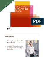 Nueva Ley de Post Natal Parental Noviembre 2011 BUENISIMO SIMPLE