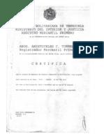 Registro-Mercantil Sociedad Anonima