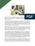 El Desconocido Benedicto XVI
