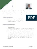 CV Luís Pereira
