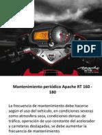 Mantenimiento periódico Apache