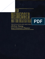 Heidegger Martin Off the Beaten Track Ocr (1)