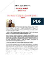 Díaz-Salazar.Justicia global.Entrevistas.doc