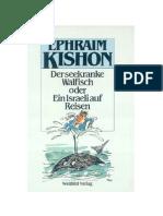 Ephraim Kishon - Der seekranke Walfisch oder ein Israeli auf Reisen.pdf