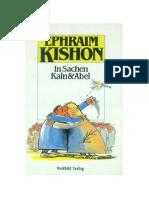 Ephraim Kishon - In Sachen Kain und Abel.pdf