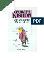 Ephraim Kishon - Kein Applaus fÅr Podmanitzki.pdf