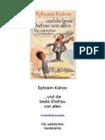Ephraim Kishon - und die beste Ehefrau von allen.pdf