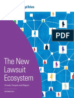The New Lawsuit Ecosystem