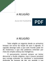 Filosofia - Religião