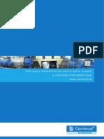 Comeval Valvulas Para Presas y Centrales Hidroelectricas WEB