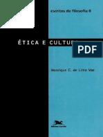 155884191 Vaz Henrique Lima Escritos de Filosofia II Etica e Cultura