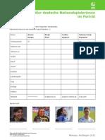 VierdeutscheNationalspielerinnenPortraet