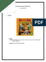 curriculum archive activity 2