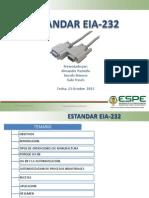 Exposicion EIA 232