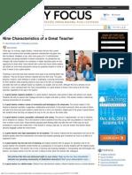 Nine Characteristics of a Great Teacher _ Faculty Focus.pdf