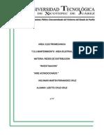 Investigacion Redes de Distribucion Liz