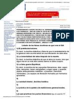 ++Listado de Falsas Doctrinas Del Sistema Iglesiero Apostata++ - Congregacion Cristiana Biblica - Gabito Grupos