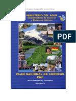 Plan Nacional de Cuencas