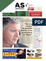 Mijas Semanal nº554 Del 25 al 31 de octubre de 2013