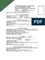 CENTRO EDUCATIVO DE EDUCACIÓN  BÁSICA