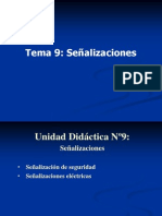 Tema 9 Señalizaciones.ppt