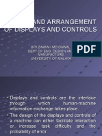 Display and Control