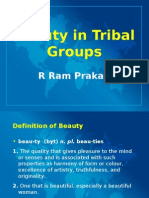 Beauty in Tribal Groups - Ram