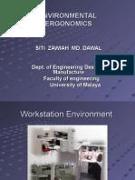 Ergonomics and Environment- 2008 (1)