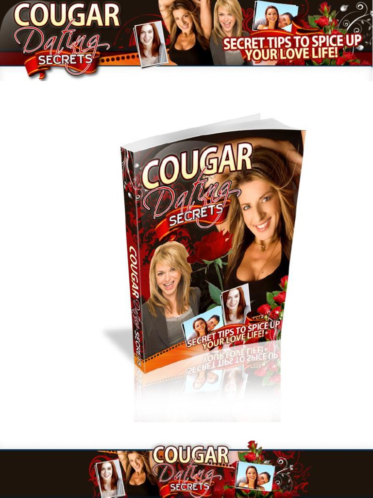 how to seduce a cougar