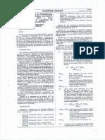 Resolución Directoral N° 154-2012-EM-DGE