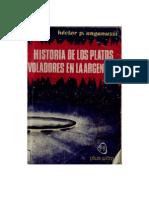 Historia de Los Platos Voladores en La Argentina - Hector P. Anganuzzi