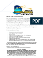 The British Academy of Hypnosis Guide