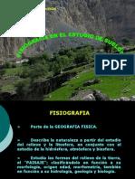 Fisiografia  edafologia mODIF 2013