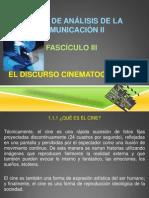 Fasc. III Analisis de La Com. II