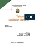 Trabajo Legislacion Mercantil