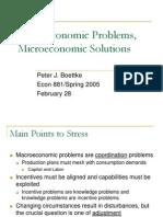 2-28-05--Macroeconomic_Problems_Microeconomic_Solutions.ppt