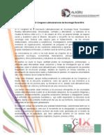 Convocatoria-IX-Congreso ALASRU 2014 MÉXICO