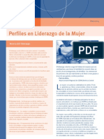 Womenleadership Profiles Spanish