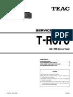 Teac T-R670
