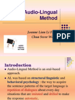 The Audio-Lingual Method and Silent Way - finish.ppt