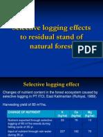 5 Logging Effect