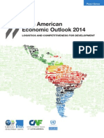 Latin American Economic Outlook 2014