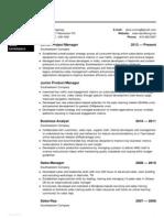 David Kong - Resume