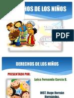 DERECHOS DE LOS NIÑOS-SISTEMAS